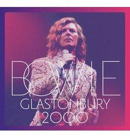 Parlophone David Bowie - Glastonbury 2000