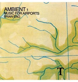 Virgin Brian Eno - Ambient 1: Music for Airports (Half Speed Master)