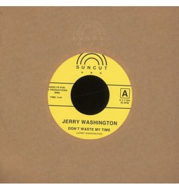 Suncut Records Jerry Washigton - Don't Waste My Time