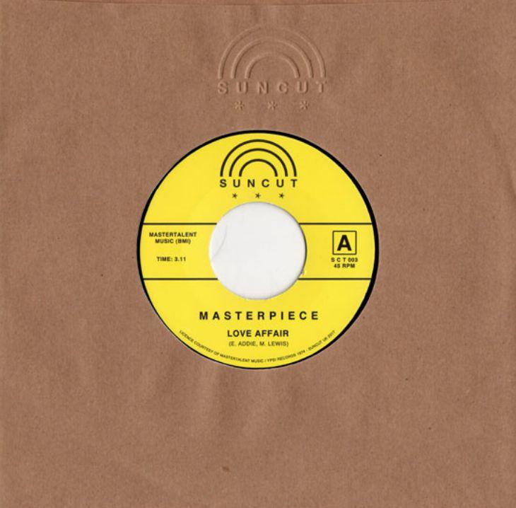 Suncut Records Masterpiece - Love Affair