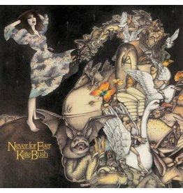 Fish People Kate Bush - Never For Ever