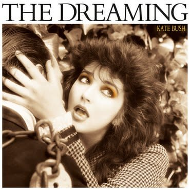 Fish People Kate Bush - The Dreaming