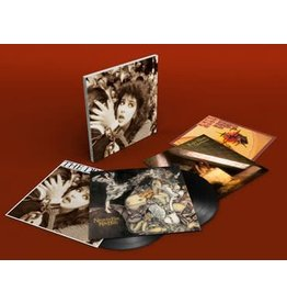 Fish People Kate Bush - Vinyl Box 1 (The Kick Inside, Lionheart, Never For Ever and The Dreaming)