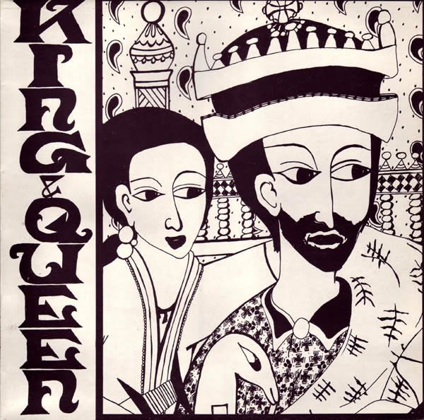 Steppas Alpha & Omega - King and Queen