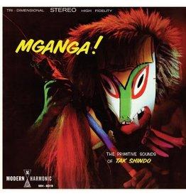 Modern Harmonic Tak Shindo - Mganga!