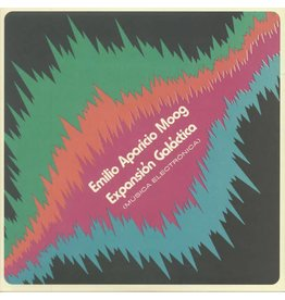 Mental Experience Emilio Aparicio Moog - Expansion Galactica