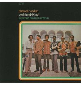 Anthology Records Pharoah Sanders - Deaf, Dumb & Blind
