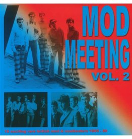 Dr No Records Various - Mod Meeting Vol. 2