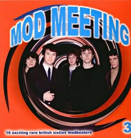 Dr No Records Various - Mod Meeting Vol. 3