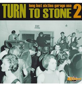 Astray Various - Turn To Stone 2 (Long Lost Sixties Garage USA)