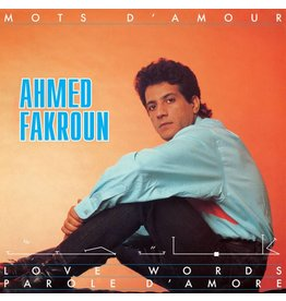 PMG Ahmed Fakroun - Mots D'Amour