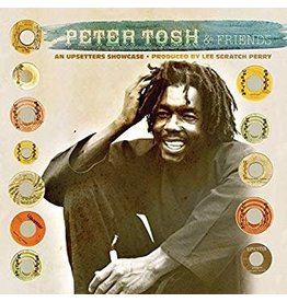 Cleopatra Records Peter Tosh & Friends - An Upsetters Showcase