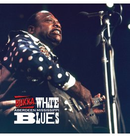 Goldenlane Records Bukka White - Aberdeen Mississippi Blues