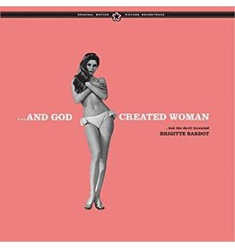 Soundtrack Factory Paul Misraki - ...And God Created Woman (Deluxe)