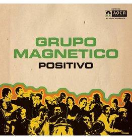 Athens Of The North Grupo Magnetico - Positivo
