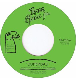 Tramp Records Tyree Glenn Jr. - Superbad
