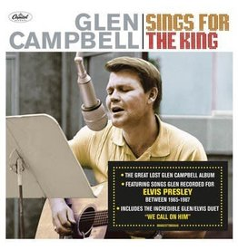 UMC Glenn Campbell - Sings For The King