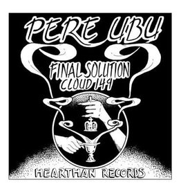 Fire Records Pere Ubu - Final Solution