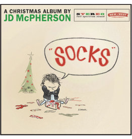 New West Records JD McPherson - Socks (Coloured Vinyl)