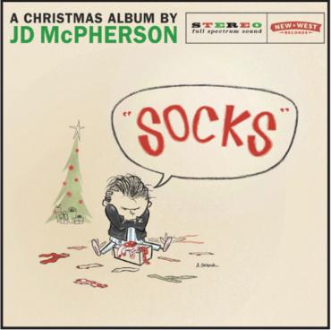 New West Records JD McPherson - Socks (Coloured Vinyl)