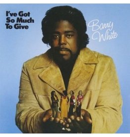 UMC Barry White - I've Got So Much To Give