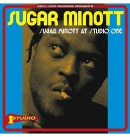 Soul Jazz Records Sugar Minott - Sugar Minott at Studio One