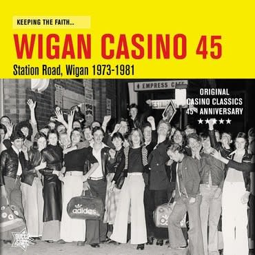 Outta Sight Various - Keeping The Faith: Wigan Casino 45