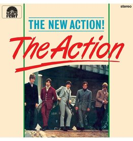 Grapefruit The Action - The New Action