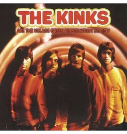 BMG The Kinks - The Kinks Are The Village Green Preservation Society (2018 Stereo Remaster)