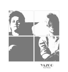 Mute Records Yazoo - Four Pieces