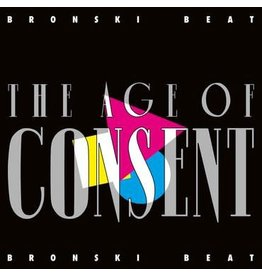 London Music Bronski Beat - The Age Of Consent (Coloured Vinyl)