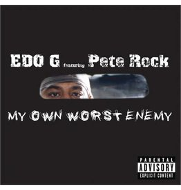Fat Beats Records Edo G featuring Pete Rock - My Own Worst Enemy (Deluxe Edition)
