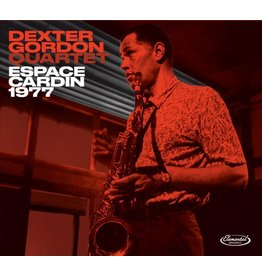 Intermusic Dexter Gordon Quartet - Espace Cardin 1977