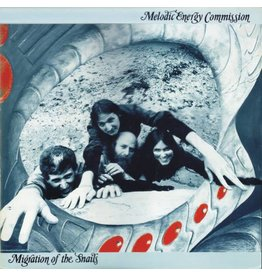 Telephone Explosion Melodic Energy Commision - Migration Of The Snails