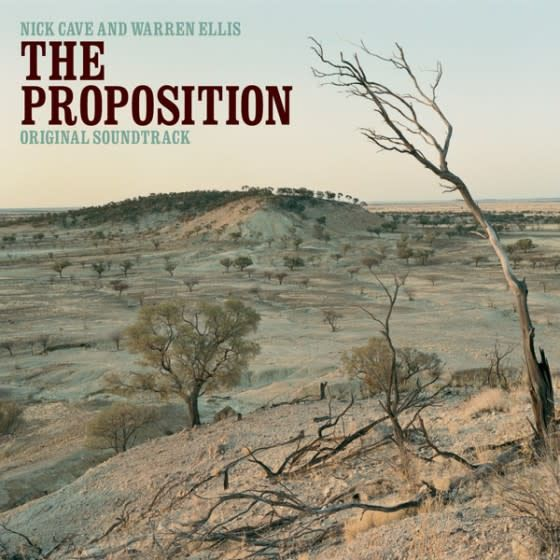 Mute Records Nick Cave & Warren Ellis - The Proposition OST (Coloured Vinyl)