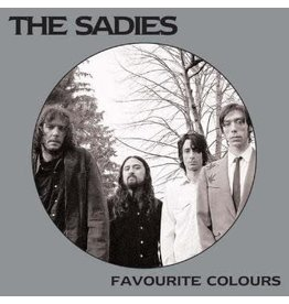Yep Roc The Sadies - Favourite Colours