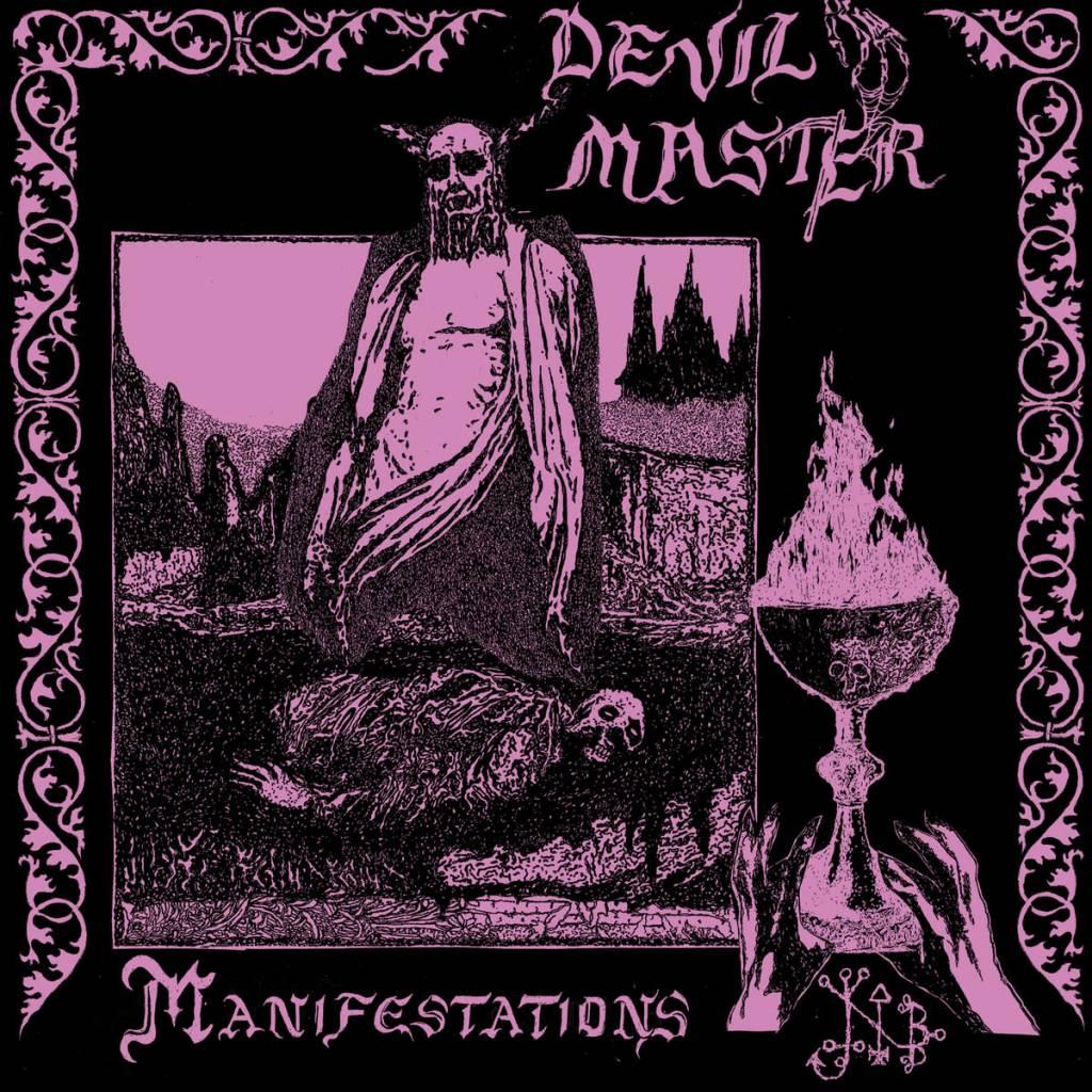 Relapse Records Devil Master - Manifestations