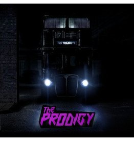 BMG The Prodigy - No Tourists (Coloured Vinyl)