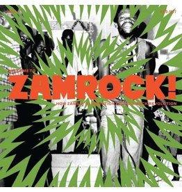 Now-Again Records Various - Welcome To Zamrock Vol. 2
