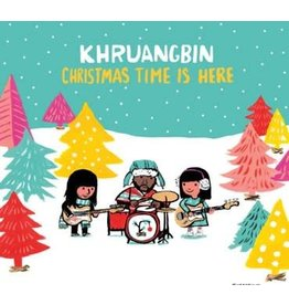 Night Time Stories Khruangbin - Christmas Time Is Here (Coloured Vinyl)