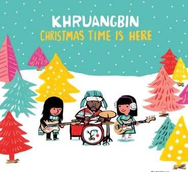 Night Time Stories Khruangbin - Christmas Time Is Here (Coloured Vinyl)