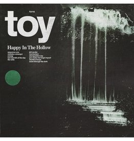 Tough Love Records Toy - Happy In The Hollow (Coloured Vinyl)