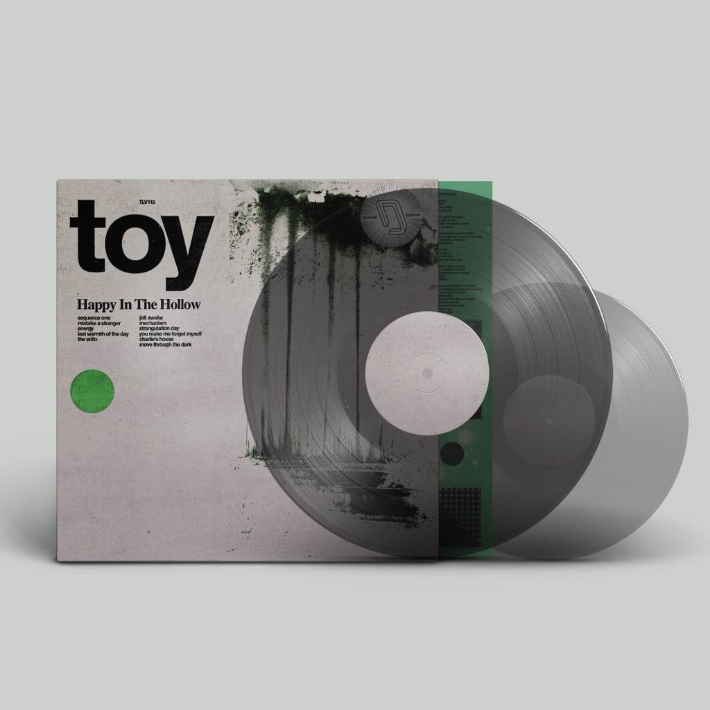 Tough Love Records Toy - Happy In The Hollow (Dinked Edition)
