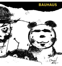 Beggars Banquet Records Bauhaus - Mask (Yellow Vinyl)