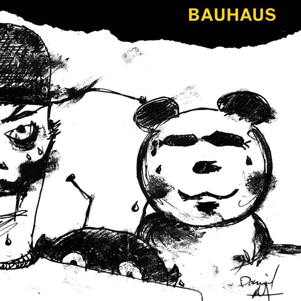 Beggars Banquet Records Bauhaus - Mask (Yellow Vinyl)