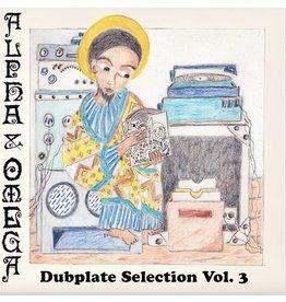 Mania Dub Alpha & Omega - Dubplate Selection Vol. 3