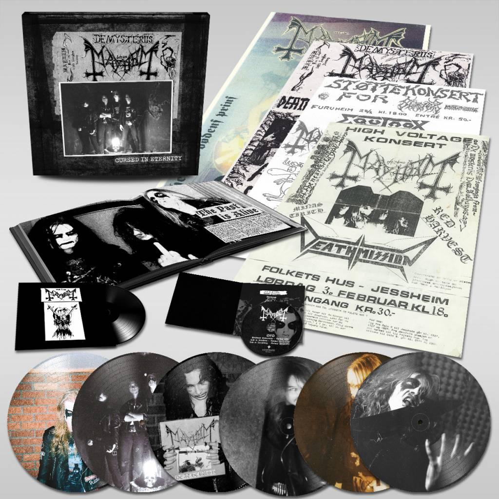 Peaceville Mayhem - Cursed In Eternity