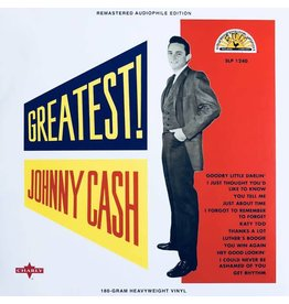 Charly Johnny Cash - Greatest (Coloured Vinyl)