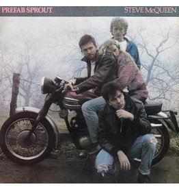 Sony Music Entertainment Prefab Sprout - Steve McQueen