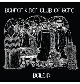 PIAS Bohren Und Der Club Of Gore (featuring Mike Patton) - Beileid (Sympathy)